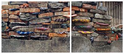 Dubravka Vidović, 'Shikumen's walls series # 1 Shikumen's walls series #2', 2010-2011