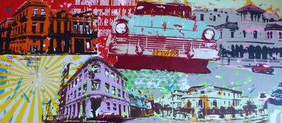Karl Valve, 'Cuba colors', 2017
