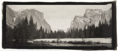 Kerik Kouklis, 'Gates of the Valley, Yosemite', 2000