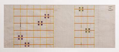 Unknown Artist, 'Meisen textile pattern, Japanese, Taisho period', 1923