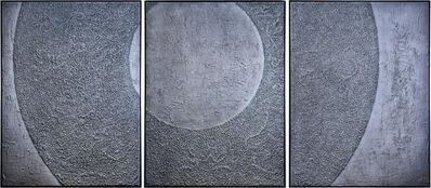 Benjamin Masi, 'Solar Corona Triptych', 2019