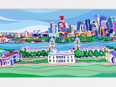 Sarah Fosse, 'Greenwich and the City - XL', 2019