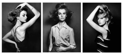 David Bailey, 'Jean Shrimpton', 1961