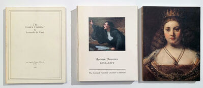 Leonardo da Vinci, 'The Armand Hammer Collection, The  Armand Hammer Daumier Collection, The Codex Hammer, Leonardo Da Vinci', 1983