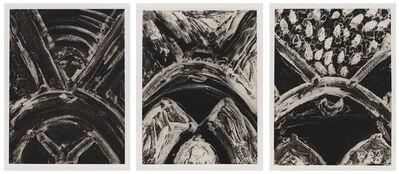 Luchita Hurtado, 'Untitled (Birth Print A), Untitled (Birth Print B), Untitled (Birth Print C)', 2019