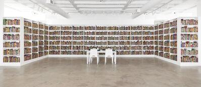 Yinka Shonibare CBE, 'African Library', 2018