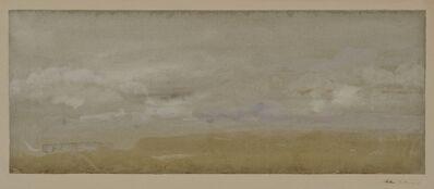 Arthur Bowen Davies, 'Cloudscape', ca. 1922
