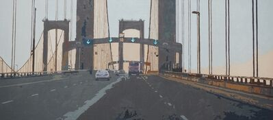 Joeggu Hossmann, 'The busiest Bridge on Earth', 2016