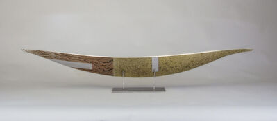 Julie Girardini, 'Patina Boat'