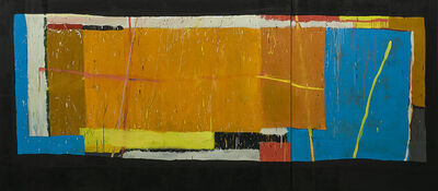 Max Huckle 馬克斯•赫克爾, 'Number 8', 2020