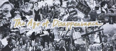 Aoyama Satoru, 'The Age of Disappearance', 2017