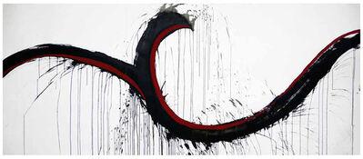 Karl Hyde, 'Birdlike Woman Runs a Giant Comb in through her Hair', 2012