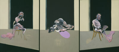 Francis Bacon, 'Triptych - August 1972', 1972