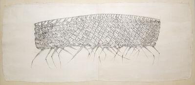 Desmond Lazaro, 'Coconut Palm Leaf Drawing', 2012