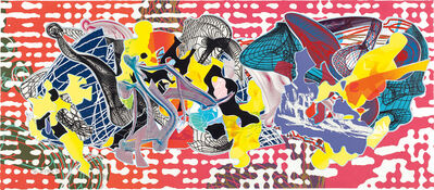 Frank Stella, 'Libertinia, from Imaginary Places (A. & K. 229)', 1995