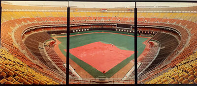 Jim Dow, 'Veteran's Stadium, Philadelphia, Pennsylvania ', 1982