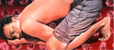 Snehashish Maity, 'Bad Of Rose', 2007