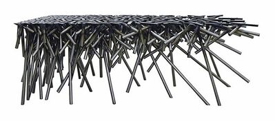 """Beth Diane Armstrong, '""""REACH"""" TABLE (UNIQUE)', 2019"""