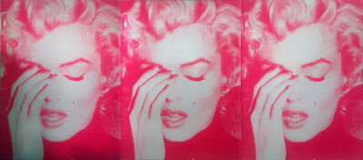 Russell Young, 'Marilyn Monroe Crying', 2010