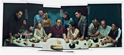 Annie Leibovitz, 'The Sopranos, New York City', 1999