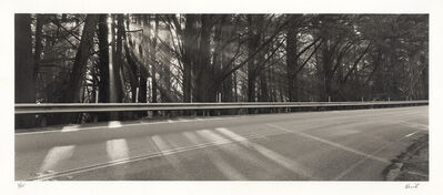 Kerik Kouklis, 'Highway 92 near Half Moon Bay, CA', 1996