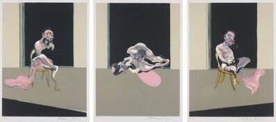 Francis Bacon, 'Francis Bacon Triptyque August 1972, 1979 Edition', 1979