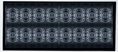 Tamás Dobos, 'Tile pattern 01', 2018
