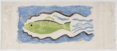 Edward Bawden, 'Fish', 1923-1924