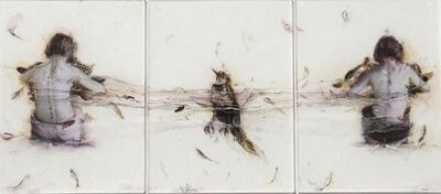 Sibylle Peretti, 'Making Birds', 2016