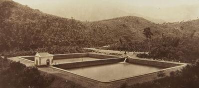 Marc Ferrez, 'Rio do Ouro Reservoir, Niterói', 1879