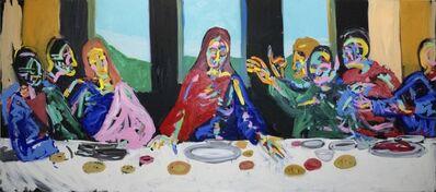 Bradley Theodore, 'The Last Supper in Focus', 2018