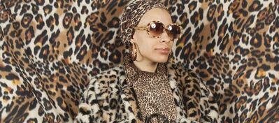 Rashayla Marie Brown, 'You Cant See Me, Fool', 2014