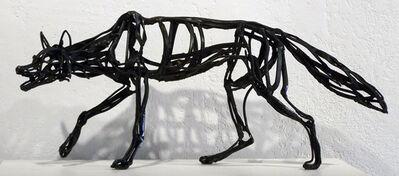 Wendy Klemperer, 'Lean Wolf '