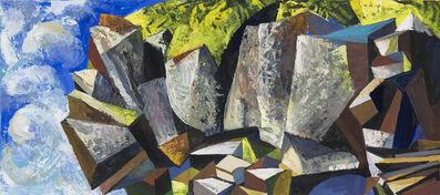 Lucinda Parker, 'Exposed Basalt - Baroque Fugue', 2018