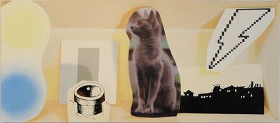 David Elliott, 'Grisette', 2010
