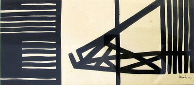 Hercules Barsotti, 'Untitled', 1956