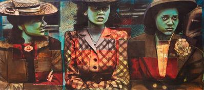 Charlotta Janssen, 'Three Inner City Graces ', 2015