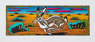 Billy Hassell, 'Jackrabbit', 2019