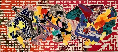 Frank Stella, 'Libertina', 1995
