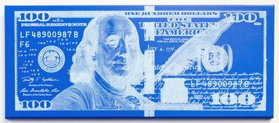 Mister E, 'Blue Benny Jr (Front)', N/A