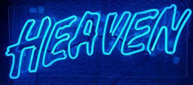 Anthony James, 'HEAVEN Neon', 2011