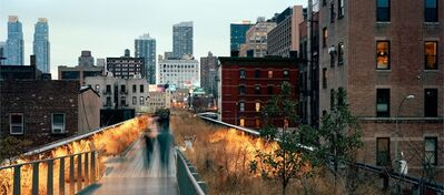 Maria Passarotti, 'Highline at Dusk', 2012