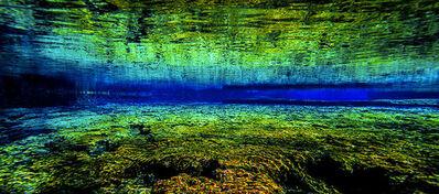 Alberto Luca Recchi, 'Reflection Gold', 1980-2015