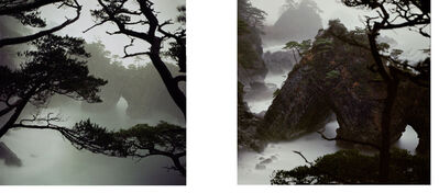 Darren Almond, 'Full Moon Sesshu 2 Diptych ', 2009