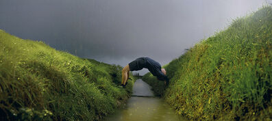 Ellen Kooi, 'Velserbroek – de brug', 2000