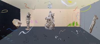 Loribelle Spirovski, 'Coming of Age (triptych)', 2020