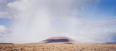 "Florian Holzherr, '""The Roden Crater (View from the Southwest)"", 2001/2002'"