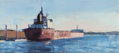 Brian Harvey, 'Freighter', 2019
