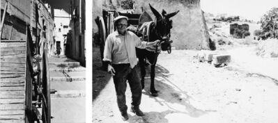 Federico Patellani, 'Ginosa and Castellaneta, Taranto', years 1970