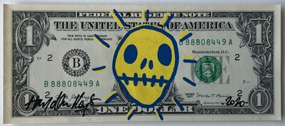 Hayden Kays, 'On The Money - Yellow & Blue - Open edition of 1', 2020